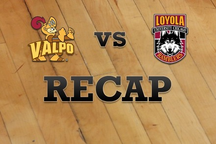 Valparaiso vs. Loyola (IL): Recap, Stats, and Box Score