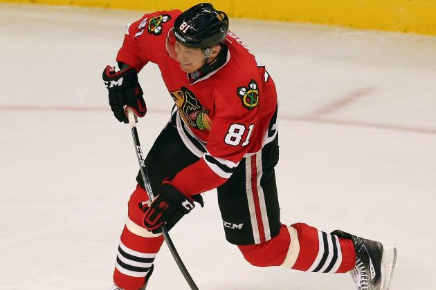 Marian Hossa Injury: Updates on Blackhawks Star's Possible Concussion