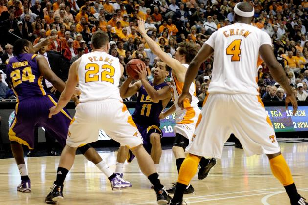 Postgame Quotes: Tennessee 82, LSU 72