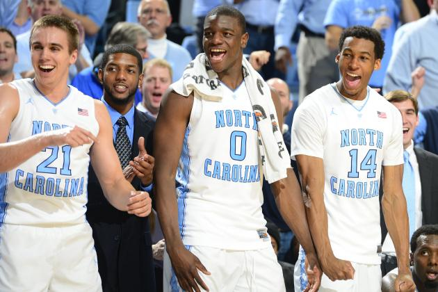 A Closer Look: UNC 70, Georgia Tech 58