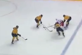 Pavel Datsyuk Beats All the Predators for Goal of the Year Candidate