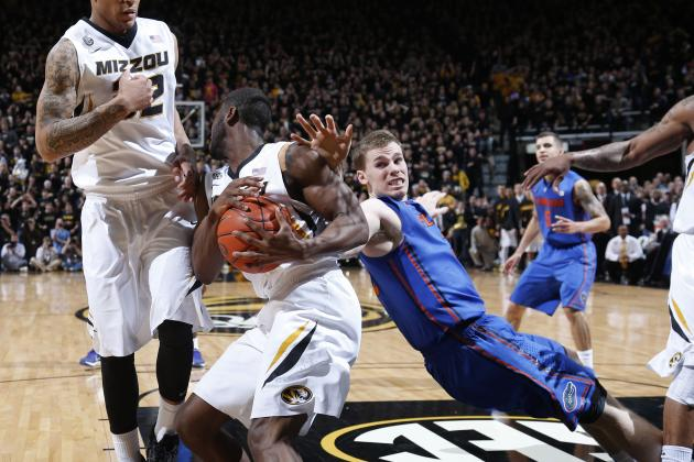 Rapid Reaction: Missouri 63, Florida 60