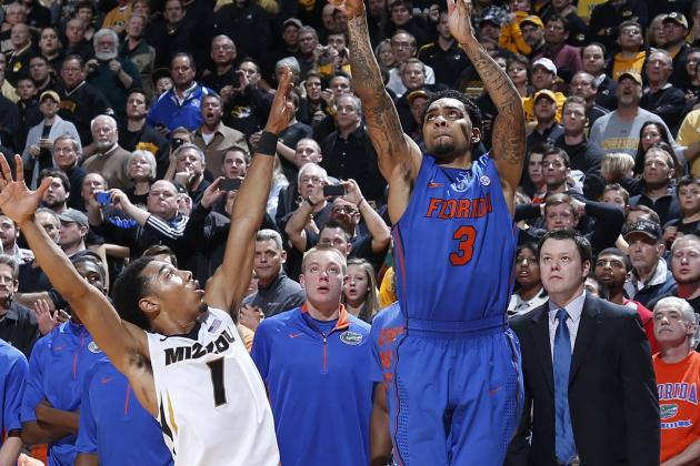 Missouri Rally Stuns Fifth-Ranked Gators