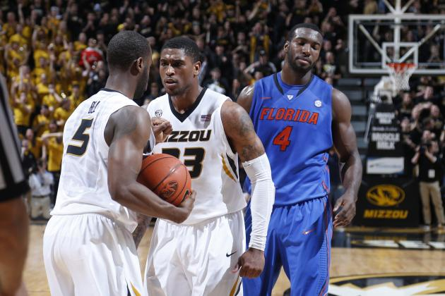 Missouri Rallies Past No. 5 Florida, Stays Perfect at Home