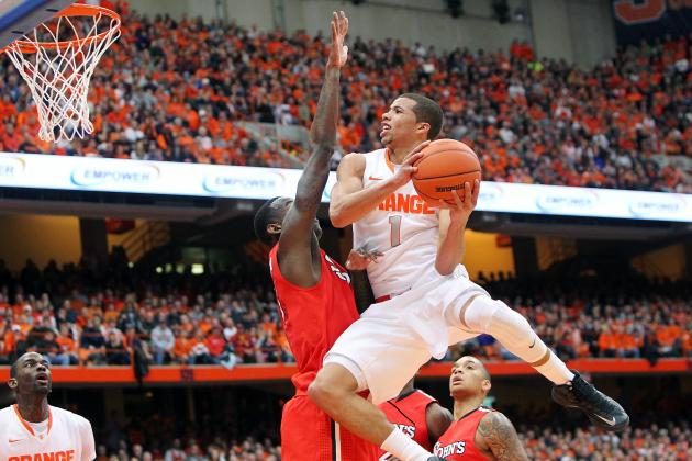 Michael Carter-Williams: Will Star PG Carry Syracuse When It Counts?
