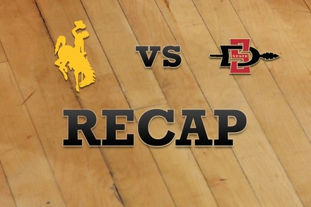 Wyoming vs. San Diego State: Recap, Stats, and Box Score