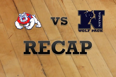 Fresno State vs. Nevada: Recap, Stats, and Box Score