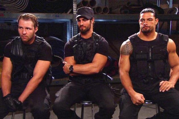 WWE Elimination Chamber 2013 Results: The Shield Show Value with Big Win