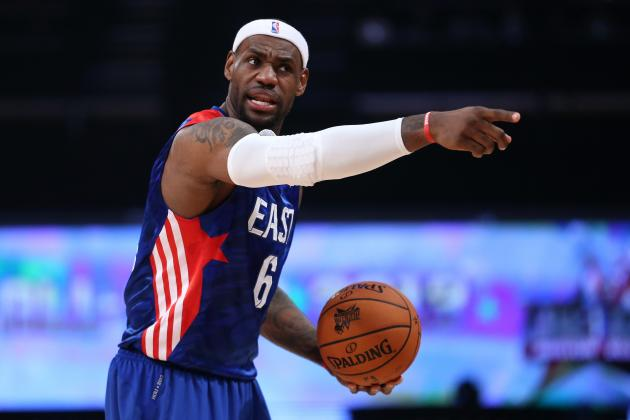 Ranking LeBron James with the Best Second-Half Stars in NBA History
