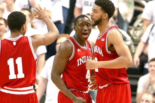 Indiana vs. Michigan State: Finally, a True No. 1 Team Survives