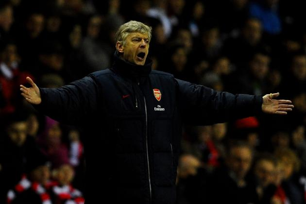 Is It Time for Arsenal to Say 'Au Revoir' to Arsene Wenger?