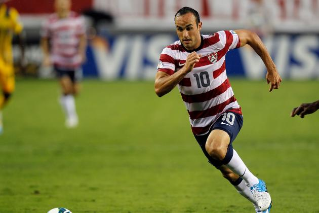 Why the USMNT Needs Landon Donovan to Boost Listless Offense