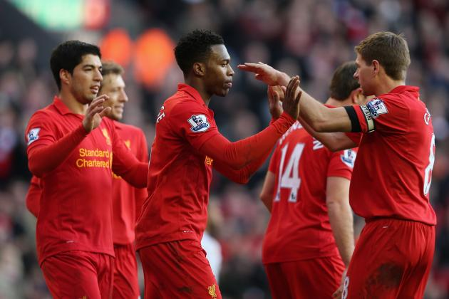 Liverpool: Why Addition of Daniel Sturridge Will Keep Luis Suarez at Anfield