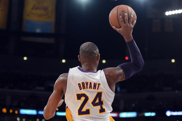 Why Kobe Bryant Must Prove LeBron James Wrong