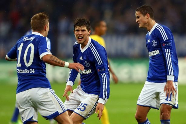 Galatasaray vs. Schalke 04: Champions League Last 16 Live Score, Highlights,