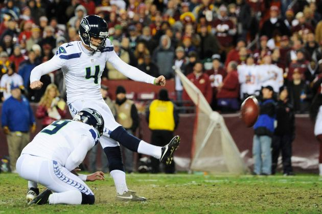 Examining Steven Hauschka and the Seahawks Potential Use of the Franchise Tag