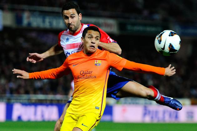 Alexis Sanchez: Assessing His Barcelona Contribution This Season
