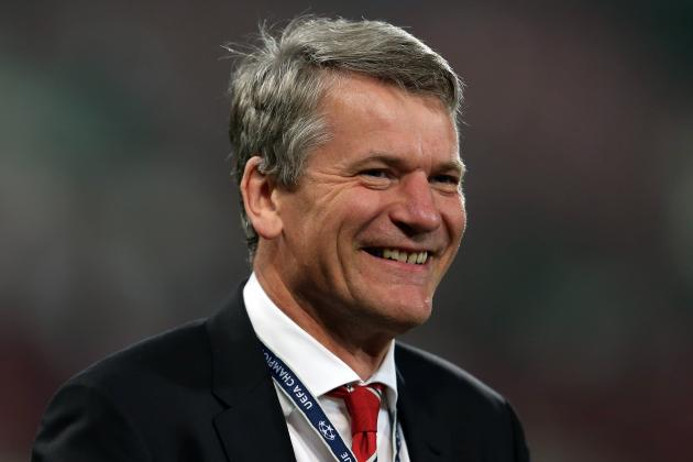 Manchester United Chief Executive David Gill to Leave Post at the End of June