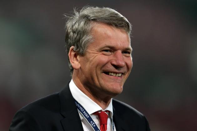David Gill to Step Down in June 2013
