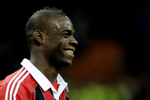 Mario Balotelli Watch: AC Milan, The Sun and How to Make Friends at Training