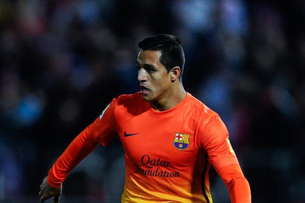 Juve Targeting Alexis Sanchez