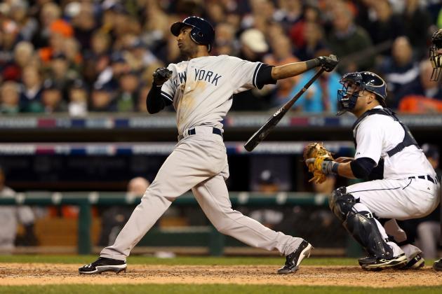 Spring Training 2013: Eduardo Nunez May Lose New York Yankees Numbers Game