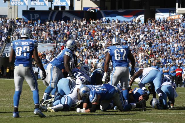Tennessee Titans' Advanced Stat of the Week: Win Probability