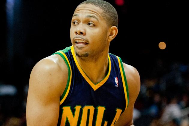 New Orleans Hornets Guard Eric Gordon Becoming Focus of Trade Rumors