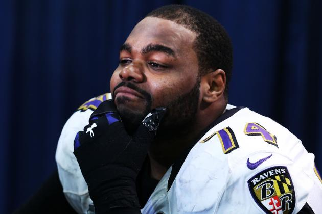 Michael Oher, Corey Graham Triggered Escalators, Base Salaries Rise