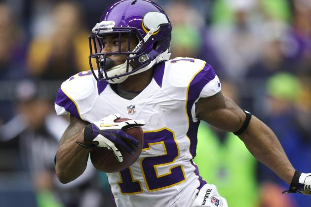 Minnesota Vikings' Percy Harvin: 'I Got Nothing to Say'