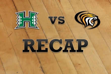 Hawaii vs. Pacific: Recap, Stats, and Box Score