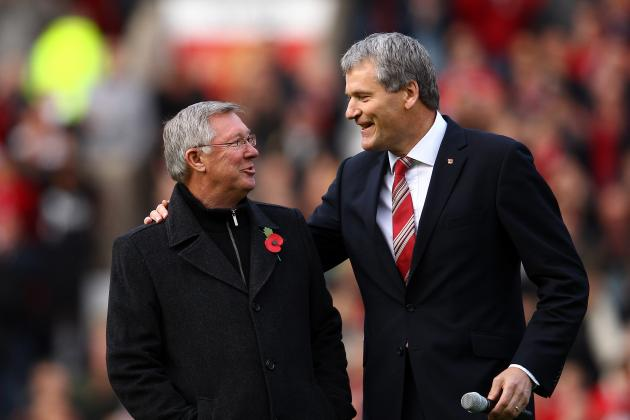 Sir Alex Ferguson Says David Gill Stepping Down Is a 'Big Loss for Me'