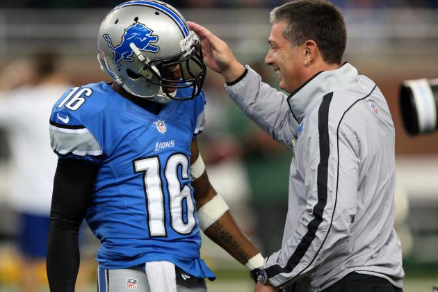 Shocker: Titus Young Sails Through Waivers Unclaimed