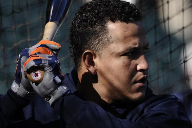 One Detroit Tiger Challenges Miguel Cabrera to Be Better