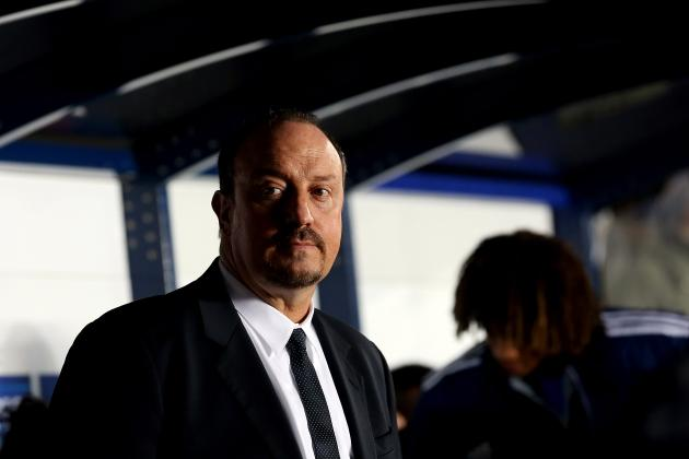 Chelsea Boss Rafa Benitez Denies Calling Real Madrid 'Sweethearts'