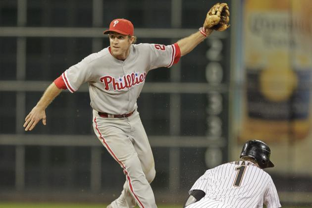 Philadelphia Phillies: Chase Utley, Team Finally Healthy