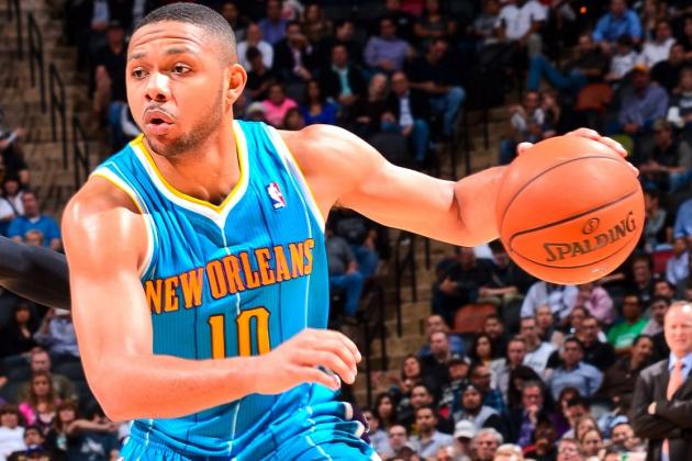 Eric Gordon Trade Rumors: Hornets Reportedly Shopping Star Shooting Guard