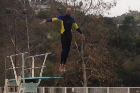 Kareem Abdul-Jabbar Is Black Greg Louganis of 7-Footers off Diving Board