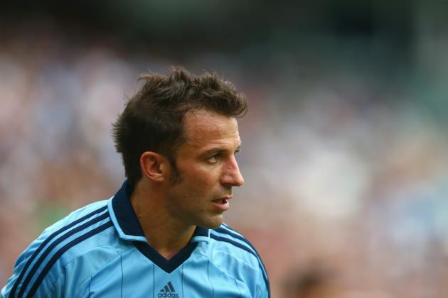 Del Piero to Sign Sydney Extension
