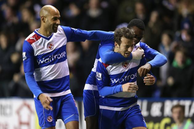 Reading Fight Against Relegation to Stay in the Premier League