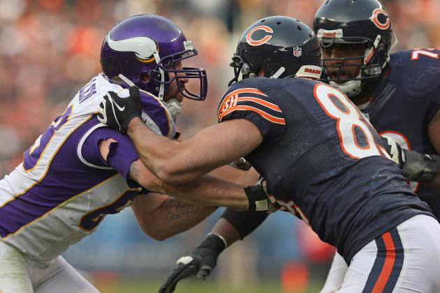 Bears Primary Need Remains Offensive Line & More NFC North News