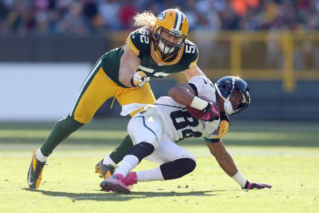 Green Bay Packers: Clay Matthews Due for Big Raise
