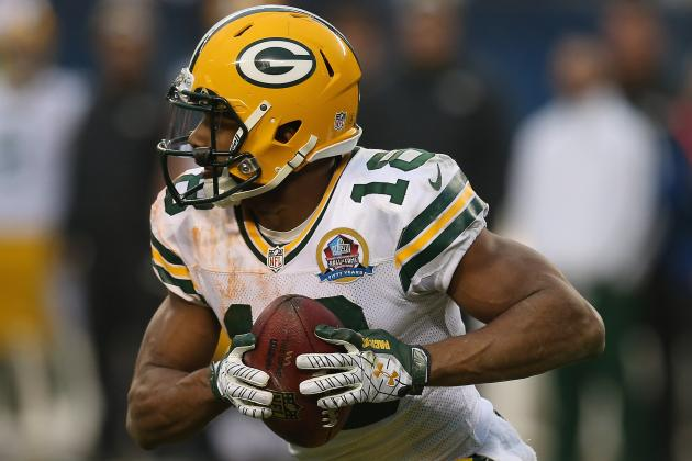 Debate: Should Cobb or Jones Be the No. 1 Option at WR?