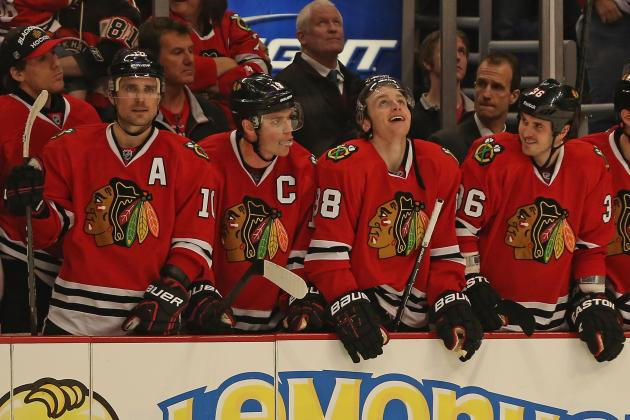 Just How Impressive Is the Chicago Blackhawks' Record-Tying Point Streak?