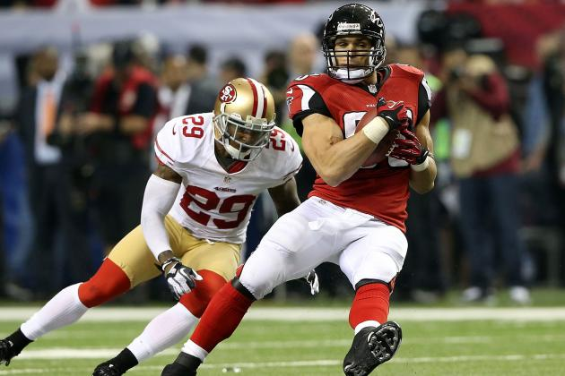 Tony Gonzalez Reportedly Iffy on Falcons Retirement