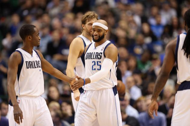 Back to Work for Dallas Mavericks