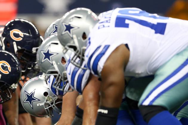 Cowboys Must Improve Offensive Line