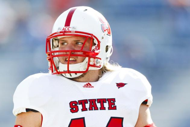 NCSU FB Charged with Drunk Driving