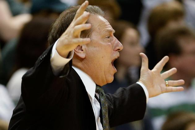 Distracted, Undisciplined Michigan State Disappoints Tom Izzo