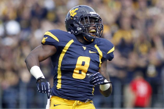 Reports: Two West Virginia Safeties Arrested over Weekend